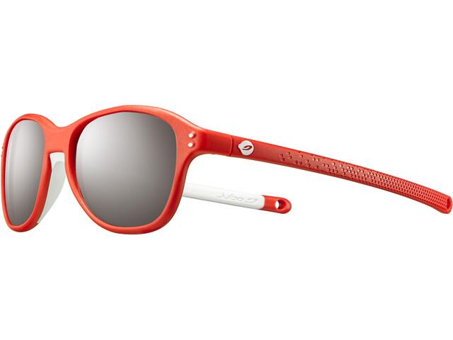 Julbo Boomerang Spectron 3 Sunglasses Kids, czerwony/biały